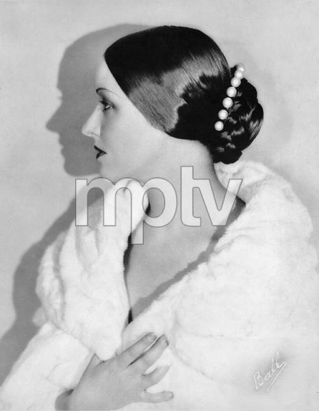 Natacha Rambova, Photo by Russell Ball, early 1920