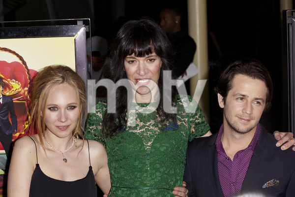 """The Brass Teapot? PremiereJuno Temple, Ramaa Mosley, Michael Angarano3-21-2013 / ArcLightr / Hollywood CA / magnolia Pictures / Photo by Kevin Kozicki - Image itexico31"