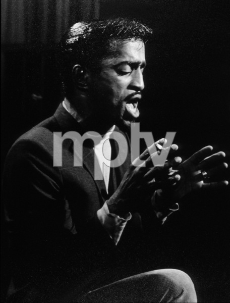 Sammy Davis Jr., c. 1966.Photo by Gerald Smith - Image 0009_2206