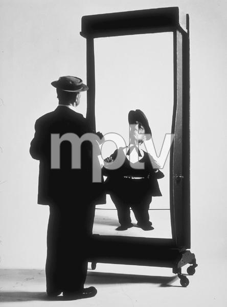 Buster Keaton, 1964. © 1978 Sid Avery MPTV - Image 0014_0025