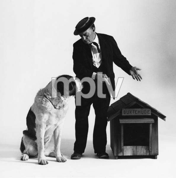 Buster Keaton at the Avery Studio1964© 1978 Sid Avery - Image 0014_0120