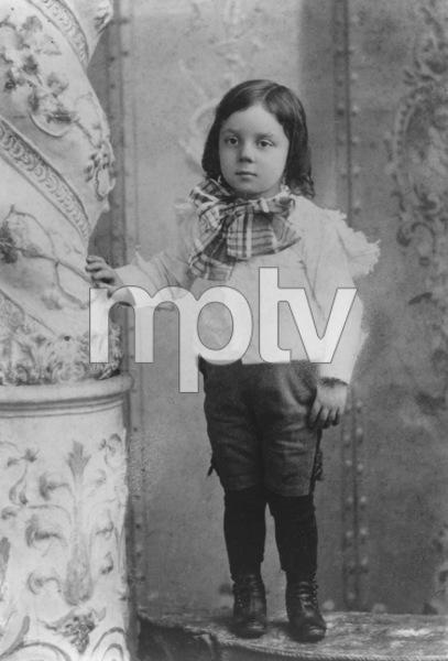 Buster KeatonAt age 41899**I.V. - Image 0014_0648