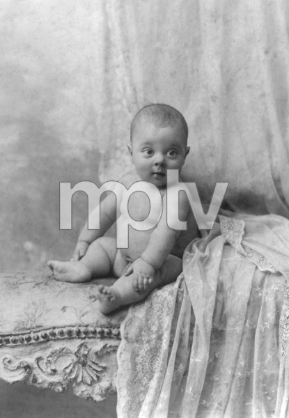 Buster KeatonAt 6 months old in Davenport, Iowa4/04/1896**I.V. - Image 0014_0674