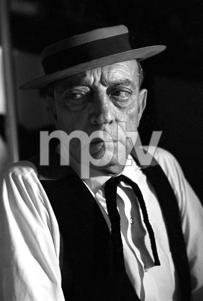 Buster Keaton1964 © 1978 Sid Avery - Image 0014_0681