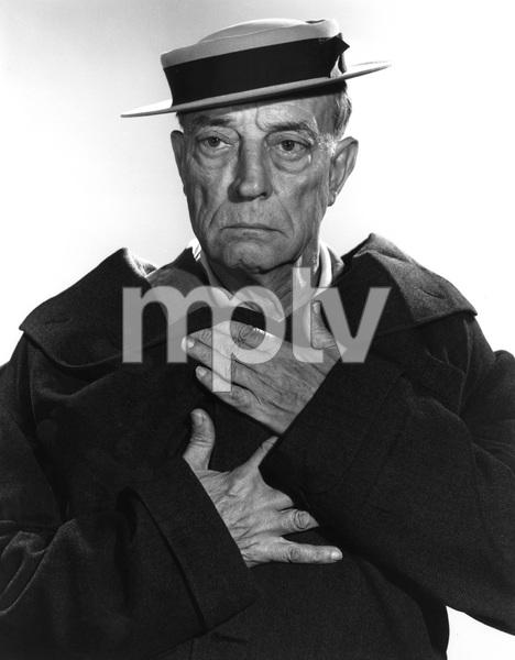 Buster Keaton1958Photo by Gabi Rona - Image 0014_0684