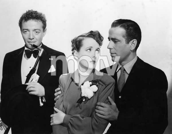 """The Maltese Falcon""Peter Lorre, Mary Astor, Humphrey Bogart1941 Warner Brothers - Image 0015_0106"