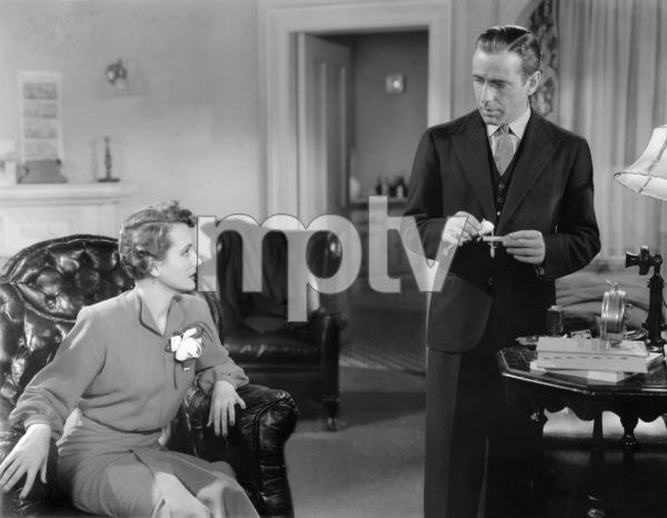 """The Maltese Falcon""Mary Astor, Humphrey Bogart1941 - Image 0015_0806"