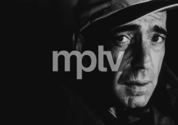 """The Caine Mutiny,""Humphrey Bogart1954 Columbia. © 1978 Bob WilloughbyMPTV - Image 0015_1001"