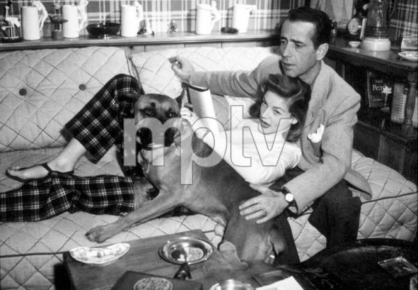 Humphrey bogart lauren bacall house