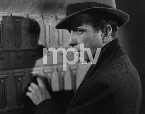 "Humphrey Bogart in ""The Maltese Falcon""1941** I.V. - Image 0015_1457"