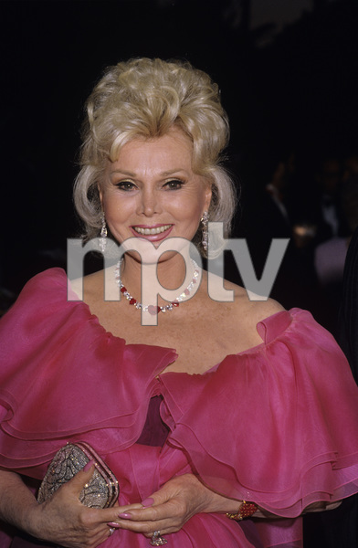 Zsa Zsa Gabor1988© 1988 Gary Lewis - Image 0018_0314