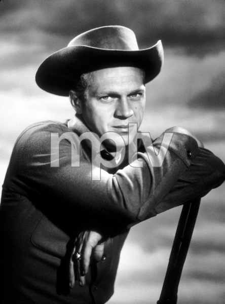 "Steve McQueen""Wanted: Dead or Alive""C. 1958 CBSPhoto by Gabi RonaMPTV - Image 0019_0766"