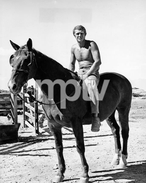 NEVADA SMITH, Steve McQueen, I.V. - Image 0019_0906
