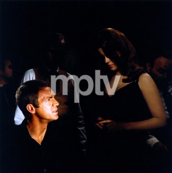 """""""The Cincinnati Kid""""Steve McQueen, Ann-Margret1965 MGM** I.V. - Image 0019_0936"""