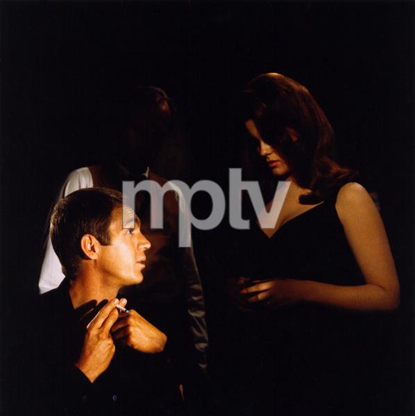 """""""The Cincinnati Kid""""Steve McQueen, Ann-Margret1965 MGM** I.V. - Image 0019_0937"""