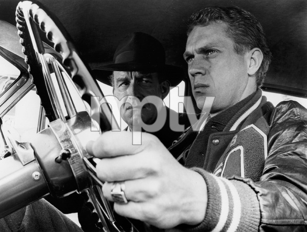 """""""The Great St. Louis Bank Robbery""""Steve McQueen1959 United Artists** I.V. - Image 0019_0942"""