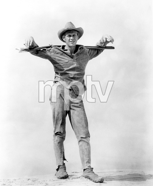 """""""Nevada Smith""""Steve McQueen1966 Paramount Pictures** I.V. - Image 0019_0966"""