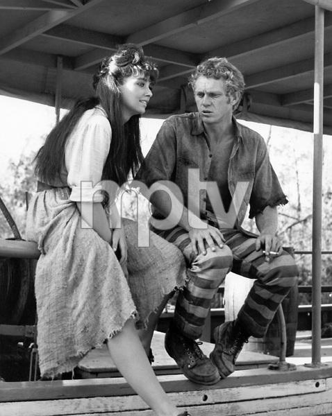 """Nevada Smith""Suzanne Pleshette, Steve McQueen1966 Paramount Pictures** I.V. - Image 0019_0967"