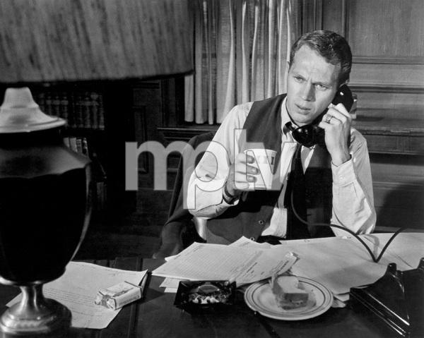 """""""Never Love a Stranger""""Steve McQueen1958 Allied Artists** I.V. - Image 0019_0969"""