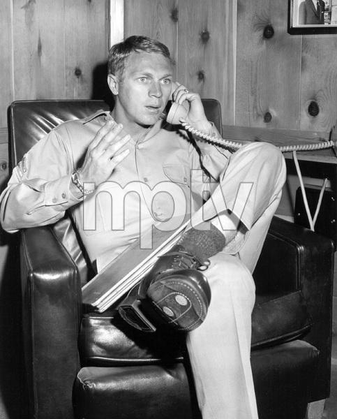 """""""Never So Few""""Steve McQueen1959 MGM** I.V. - Image 0019_0970"""