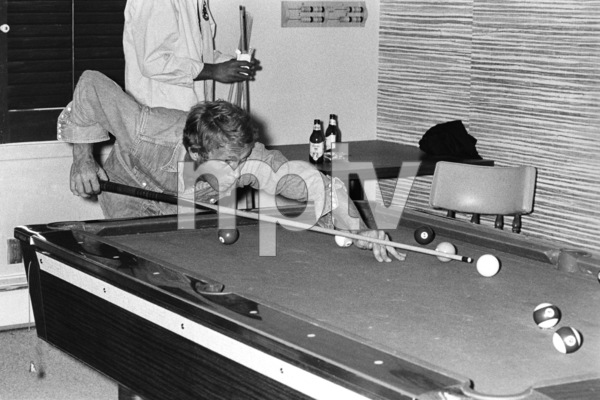 """Steve McQueen during the making of """"Nevada Smith""""1966 © 1978 Chester Maydole - Image 0019_1062"""