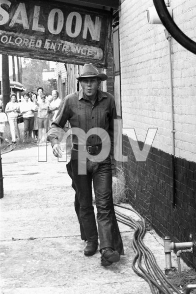 """Steve McQueen during the making of """"Nevada Smith""""1966 © 1978 Chester Maydole - Image 0019_1106"""