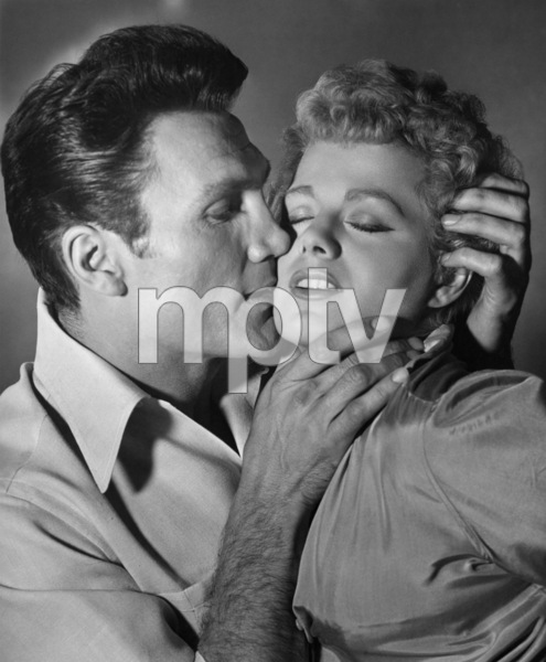 """""""I Died a Thousand Times""""Jack Palance, Shelley Winters1955 Warner BrothersPhoto by Bert Six - Image 0021_0469"""
