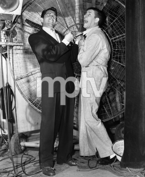 """""""The Stooge"""" Dean Martin, Jerry Lewis1951 Paramount Pictures** I.V. - Image 0022_1533"""