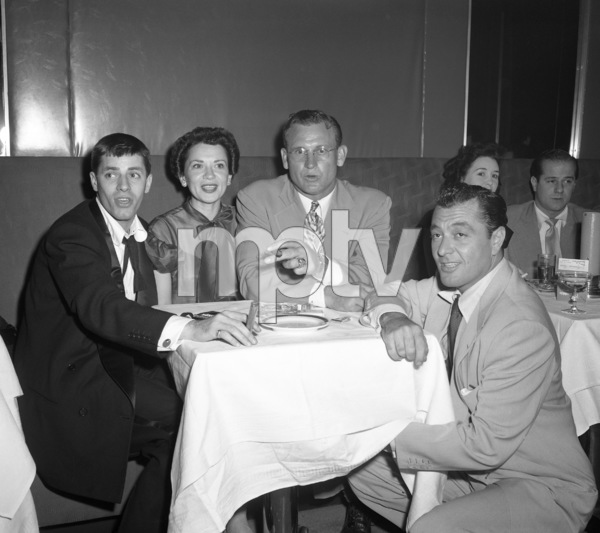 Jerry Lewis and Tony Martincirca 1950© 1978 Barry Kramer - Image 0022_1602