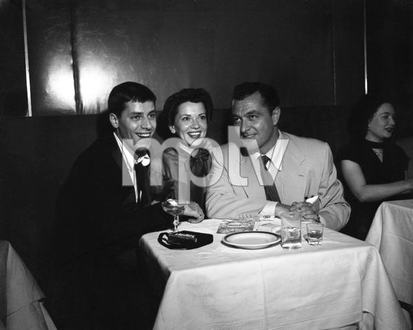 Jerry Lewis and Tony Martincirca 1950© 1978 Barry Kramer - Image 0022_1634