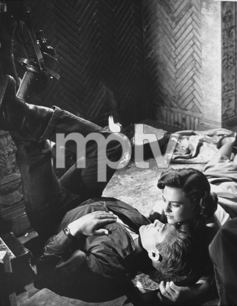 "James Dean and Natalie Wood in""Rebel Without A Cause.""1955 Warner / MPTV - Image 0024_0223"