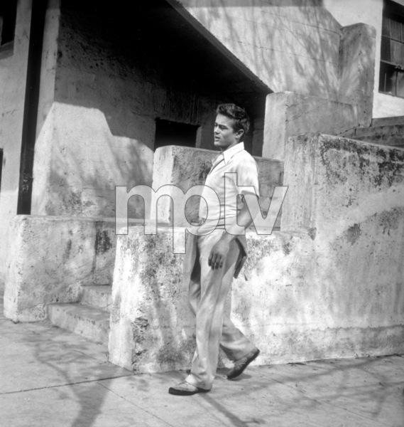 "James Dean in ""East of Eden.""1955 Warner / MPTVPhoto by Floyd McCarty - Image 0024_0260"