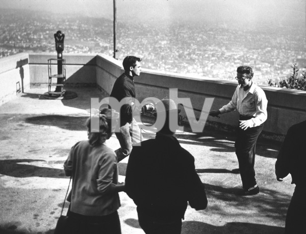 "James Dean in ""Rebel Without A Cause.""1955 Warner / MPTVPhoto by Floyd McCarty - Image 0024_0286"