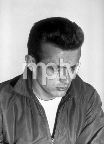 "James Dean publicity photo for""Rebel Without A Cause.""1955 Warner / MPTVPhoto by Floyd McCarty - Image 0024_0305"
