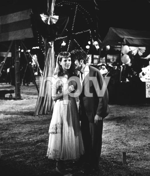 "James Dean and Julie Harris in""East of Eden.""1955 Warner / MPTVPhoto by Floyd McCarty - Image 0024_0320"