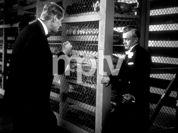 "James Dean and Rock Hudsonin ""Giant.""1955 Warner / MPTVPhoto by Floyd McCarty - Image 0024_0422"