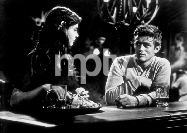 """James Dean and Lois Smith in""""East of Eden.""""1955 Warner / MPTVPhoto by Floyd McCarty - Image 0024_0491"""