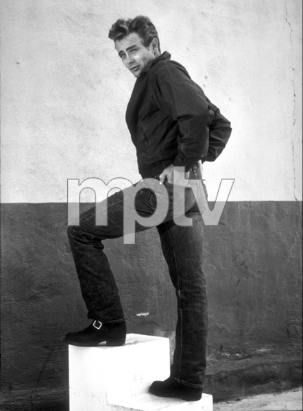 James Dean, 1955.Photo by Floyd McCarty - Image 0024_0509