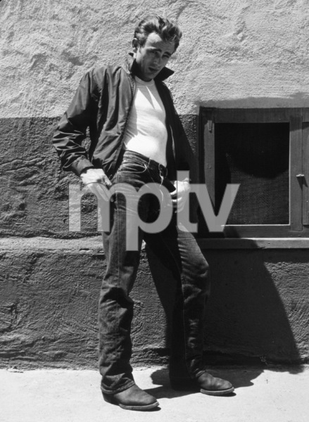 James Dean, 1955.Photo by Floyd McCarty - Image 0024_2031