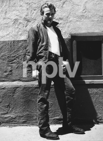 James Dean 1955 Photo by Floyd McCarty - Image 0024_2032