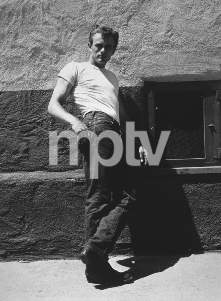 James Dean, 1955.Photo by Floyd McCarty - Image 0024_2034