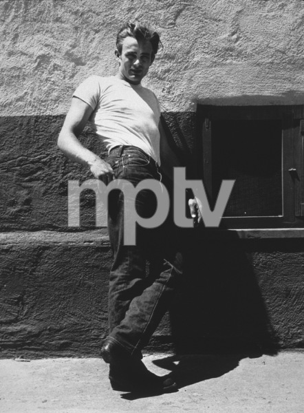 James Dean 1955 Photo by Floyd McCarty - Image 0024_2035