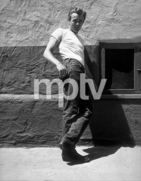 James Dean 1955 Photo by Floyd McCarty - Image 0024_2040