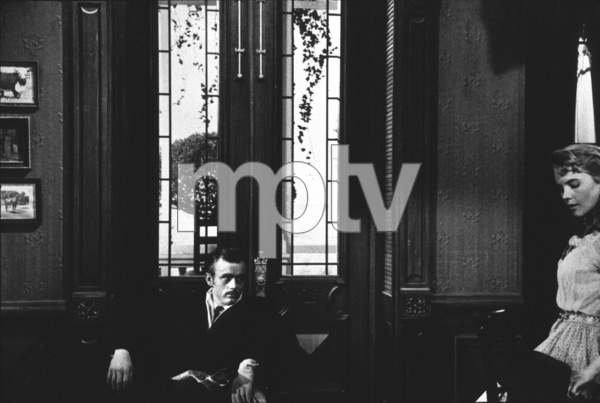 """James Dean and Carroll Bakerin """"Giant.""""1955 Warner / MPTV - Image 0024_2049"""