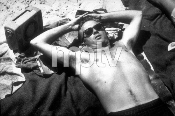 James Dean, c. 1955. - Image 0024_2083