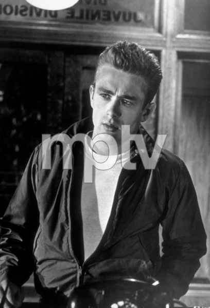 "James Dean in ""Rebel Without A Cause.""1955 Warner / MPTV - Image 0024_2129"