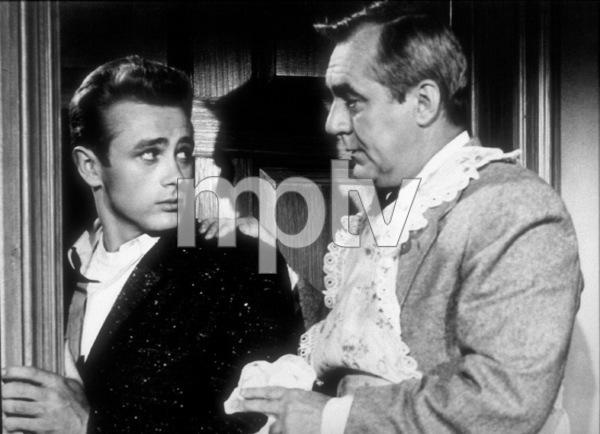 "James Dean and Jim Backusin ""Rebel Without A Cause.""1955 Warner / MPTV - Image 0024_2131"