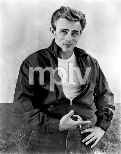 James Dean, 1955Photo by Floyd McCarty - Image 0024_2172