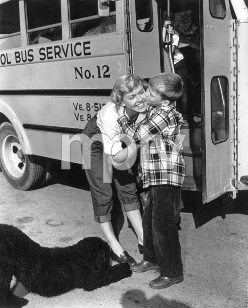Doris DayWith son Terry Day, 1951Photo ny Bert Six - Image 0025_0020