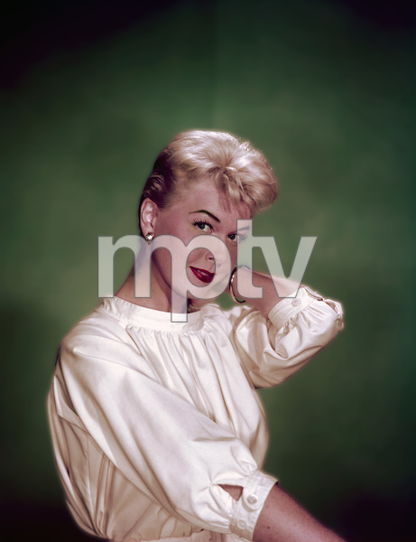 Doris Daycirca 1956 © 1978 Wallace Seawell - Image 0025_2365